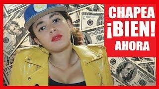 CHAPIADORA EXPLICA COMO CHAPEAR BIEN | LIOSDELIA