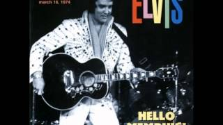 Elvis Presley - Hello Memphis - March 16, 1974 Full Album