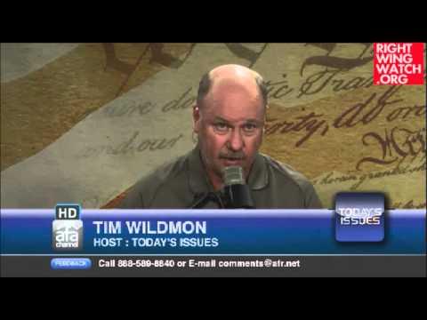 "Wildmon: Secular Progressives ""Hate The God Of The Bible"""