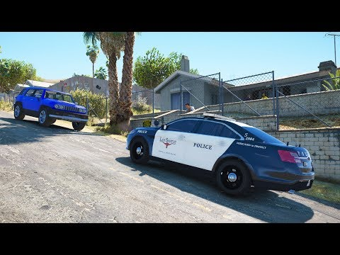 LSPDFR - Day 717 - Drug dealer caught on camera