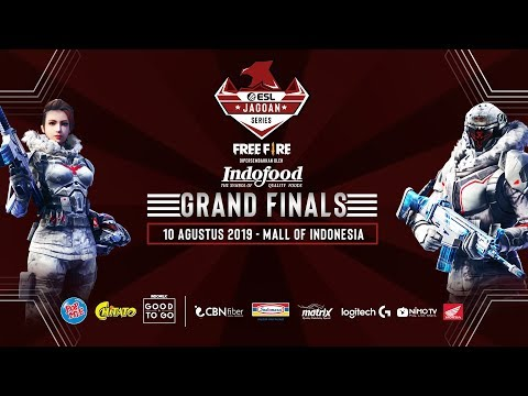 ESL Jagoan Series - Free Fire Grand Finals