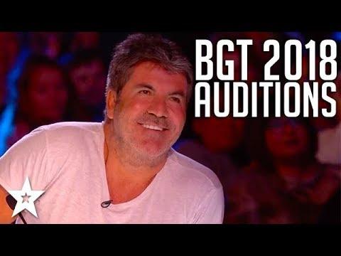 Britain's Got Talent 2018 | WEEK 1 Auditions | Got Talent Global Mp3