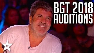 Video Britain's Got Talent 2018 | WEEK 1 Auditions | Got Talent Global download MP3, 3GP, MP4, WEBM, AVI, FLV Juli 2018