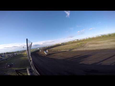 Winged Sprint Main 6/5/2015 - Mitchell Raceway