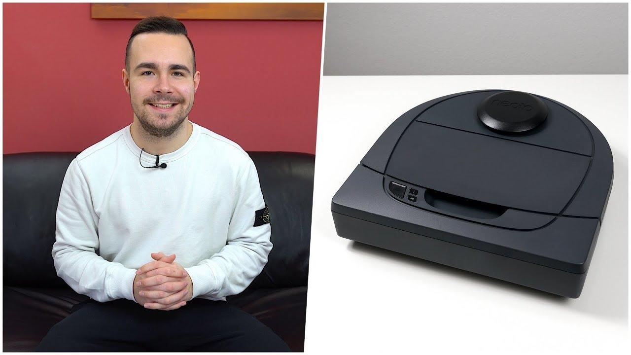 lohnt sich ein staubsauger roboter neato botvac d3 review deutsch swagtab youtube. Black Bedroom Furniture Sets. Home Design Ideas