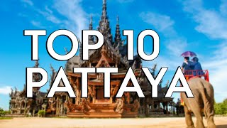 ✅ TOP 10: Things To Do In Pattaya