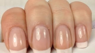 How To Do The Perfect Professional French Manicure