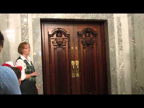 Alberta Legislature Tour 2015 - Coats of Arms