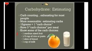 Introduction to Clinical Nutrition and Diabetes
