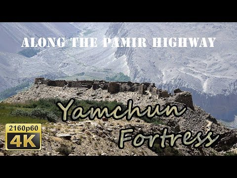 Yamchun Fortress and Vrang Museum - Tajikistan 4K Travel Channel