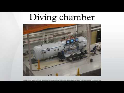 Diving chamber