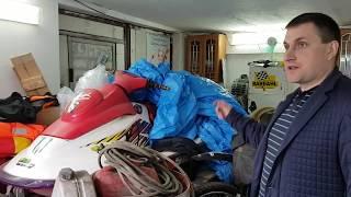 Sea-Doo Gsx Bombarbier Заводим После Зимы Водный Мотоцикл