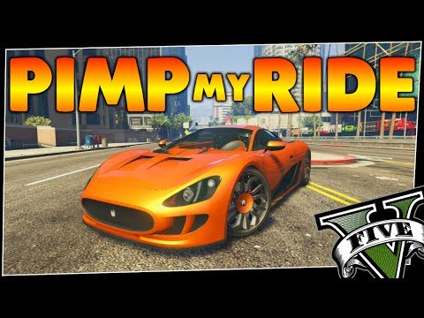 GTA 5 - Pimp My Ride #220 | Ocelot XA-21 | UNRELEASED CAR 🔥 Customization