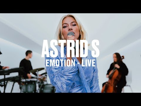 Astrid S - Emotion (Live) | Vevo DSCVR ARTISTS TO WATCH 2019 Mp3