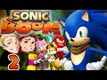 Sonic Boom: Skull Tortillas - EPISODE 2 - Friends Without Benefits