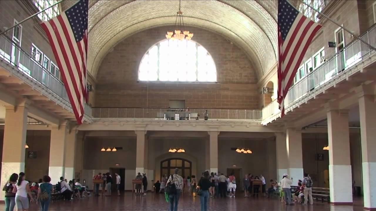 Fin D Ellis Island