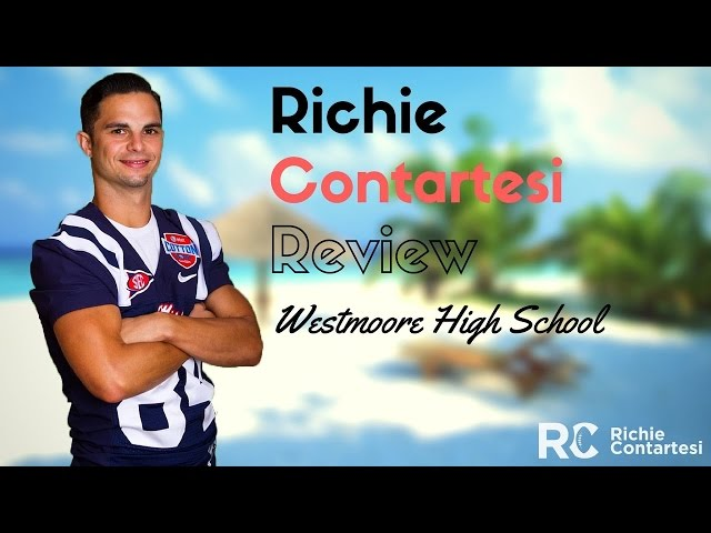 Richie Contartesi Review | Westmoore High School Assembly