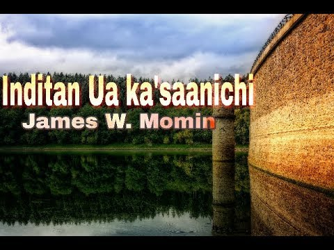 Inditan Ua kasaanichi  James W Momin