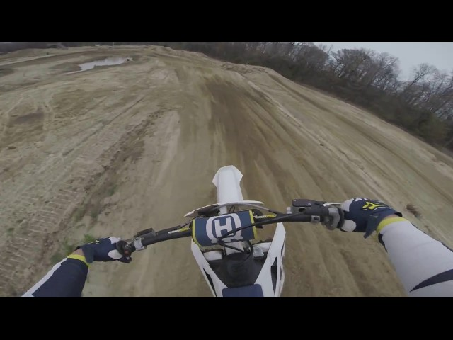 Ripping a 2018 TC250 Two-Stroke!