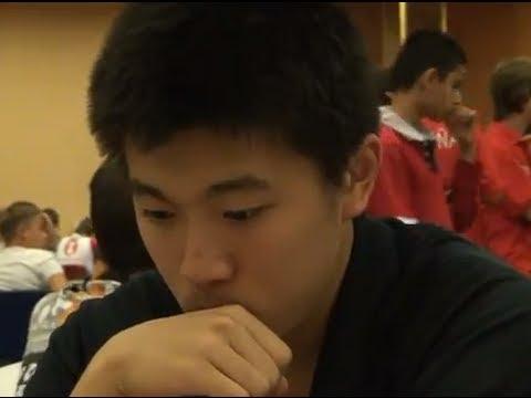 B18 9.9. IM Yang-Fan Zhou -   Zan  Tomazini   ½ - ½