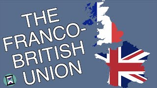 Did France and Britain Almost Unite into the Franco-British Union? (Short Animated Documentary)