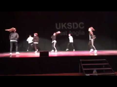 UKSDC 'AmpsterCorde' DANCE   30/04/2017   Luis Ferreira