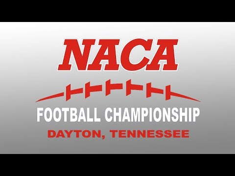 2017 NACA Football - Jordan Christian (FL) vs Clearwater Academy (FL)