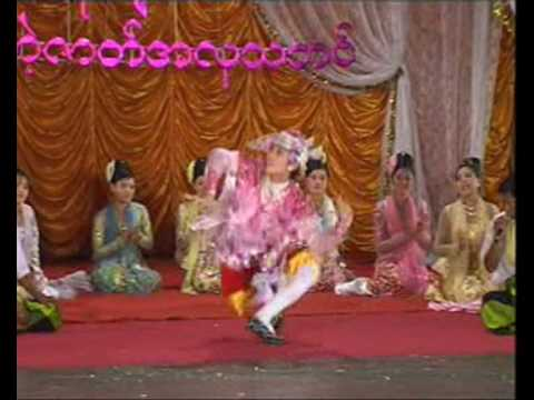 Phoe Chit - A Ka 7 Phyar Dance 9