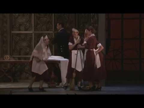 Le Nozze di Figaro: Overture -- James Levine