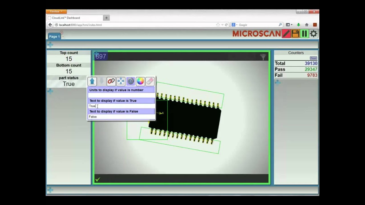 Microscan CloudLink - Cross Company