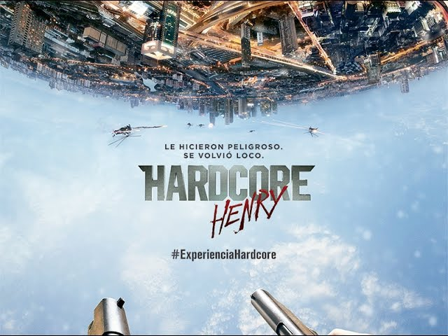 HARDCORE HENRY - Disponible en DVD - Tráiler Oficial -