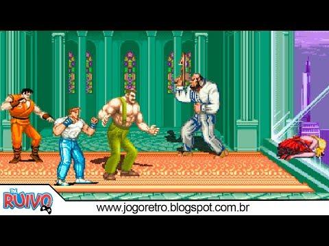 Final Fight PC 2019 OpenBOR Edition
