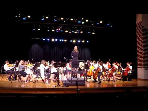 John Jay Middle School - 6th Grade Orchestra - May 31, 2018