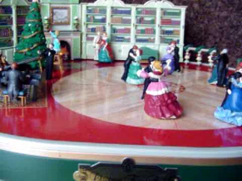 Christmas Eve Ball By Mr. Christmas