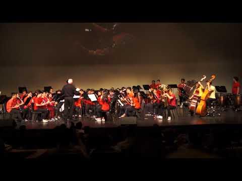 Oxford Academy Wind Ensemble: Lion King