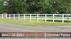 Silverman Fence | Manufacturer, Supplier & Installer of Wood & Aluminum Fences in Jacksonville, FL