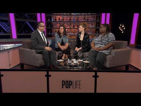 How can you conquer a fear of stage fright? The Pop Life panel discusses