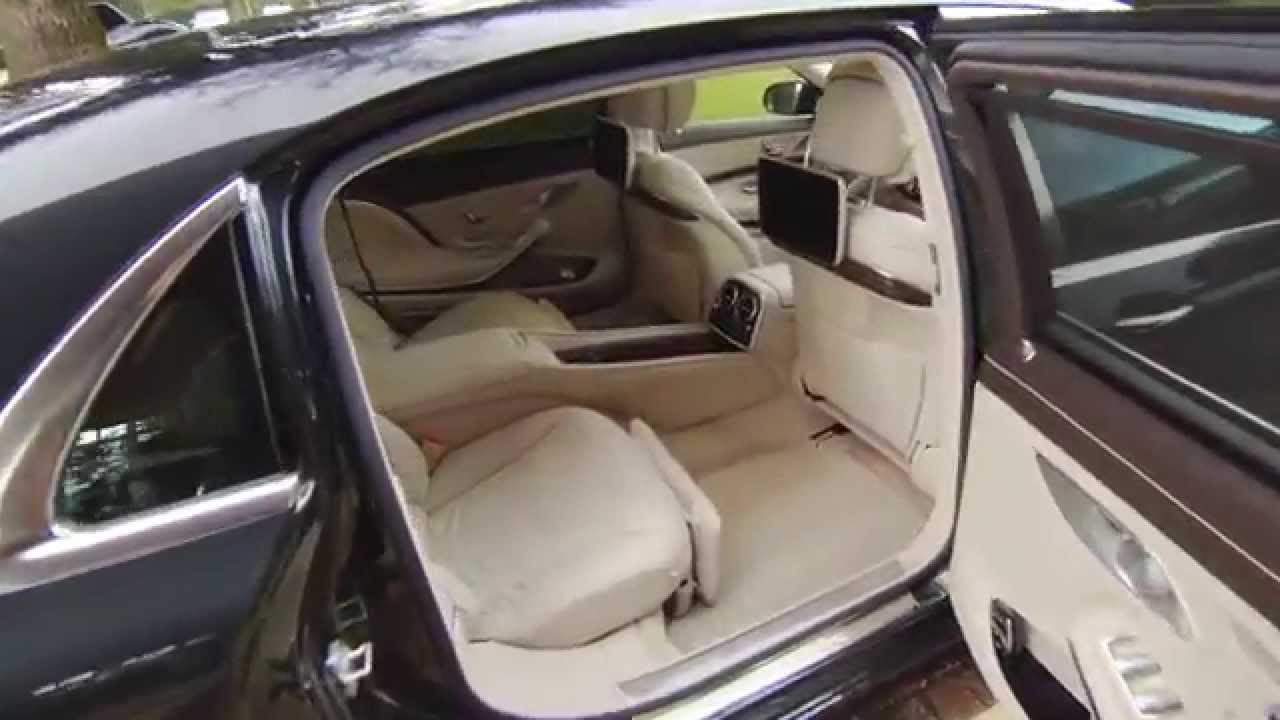 luxus in perfektion - der mercedes-maybach s600 - youtube