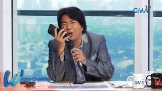 Wowowin: Willie Revillame, naguluhan at nalito habang kausap ang caller!