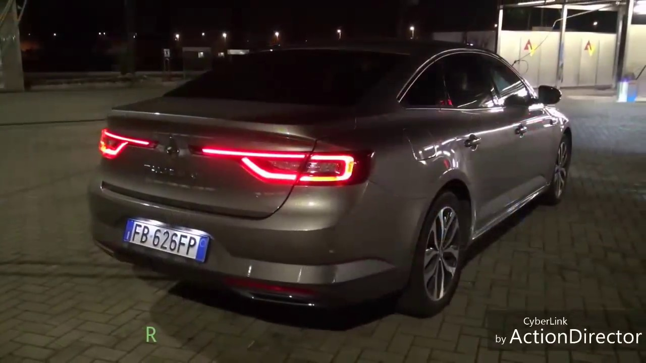 renault talisman 1 6 tce 224km h acceleration youtube. Black Bedroom Furniture Sets. Home Design Ideas