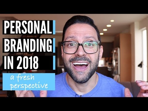 Personal Branding - Its Not What You Think It Is (2018)