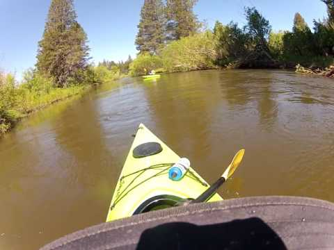 Upper Truckee River Part 9: After Death Tree to Lake Tahoe---2017