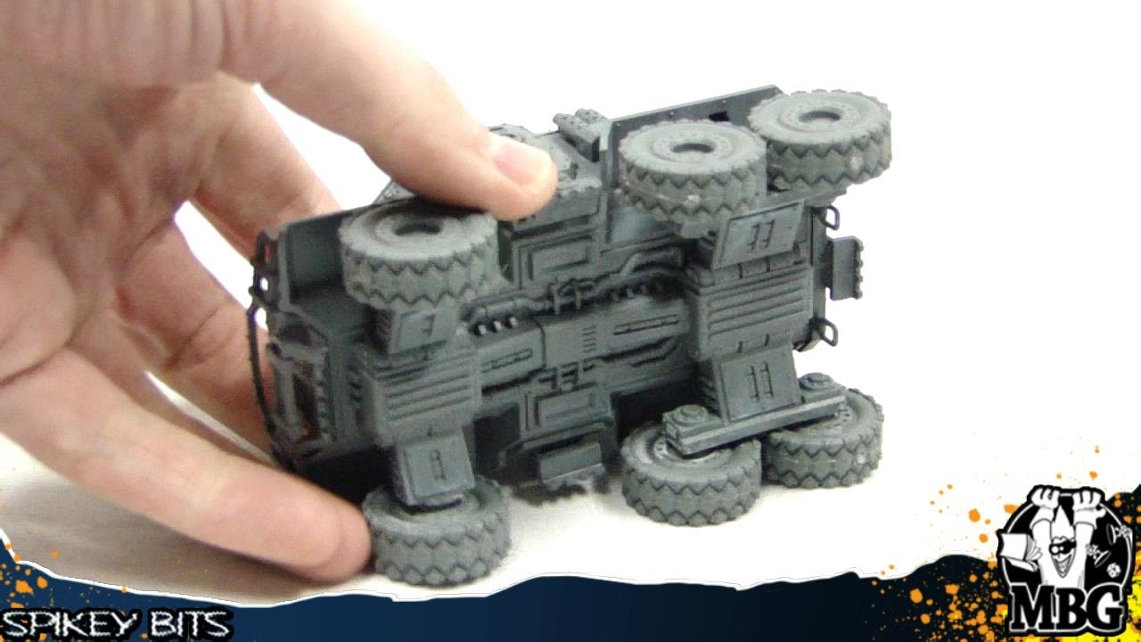 wheeled taurox conversion astra militraum youtube. Black Bedroom Furniture Sets. Home Design Ideas