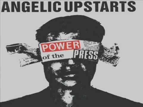 Angelic Upstarts - Soldier