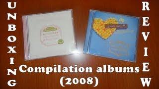 Unboxing Review - Super Junior Compilation albums - Sweet Memories & Heart 2 Heart