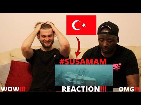 SUSAMAM (MIND BLOWING) TURKISH MUSIC REACTION!!!  Lyric Analysis & Breakdown