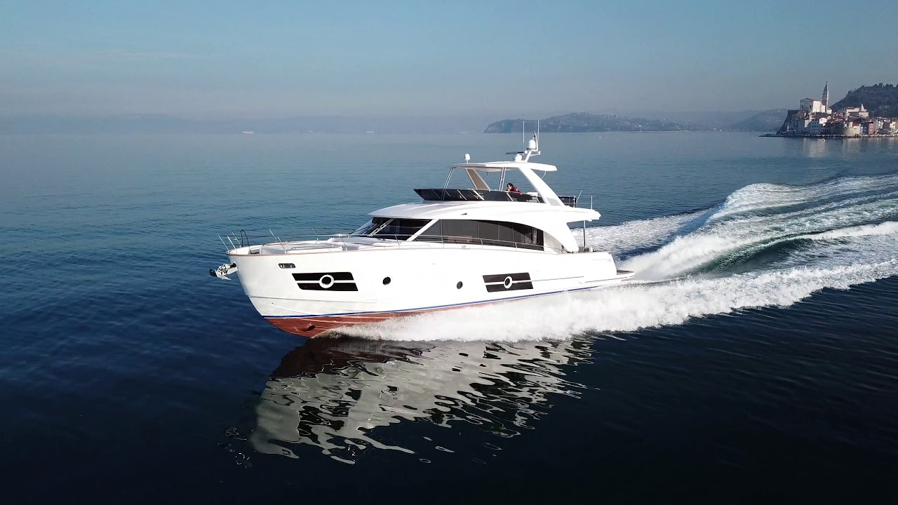 THE GREENLINE 65 OCEANCLASS | Class A Navigation Luxury Yacht