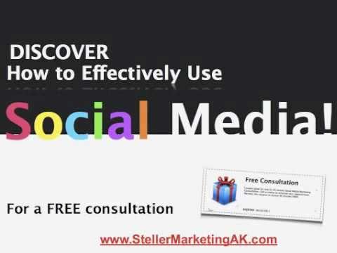 social media consultant anchorage alaska