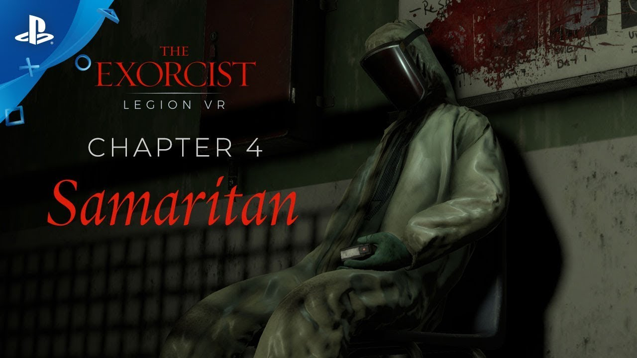 "The Exorcist: Legion VR - Chapter 4 ""Samaritan"" Teaser Trailer 