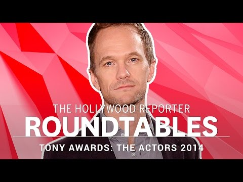 Tonys 2014: The Actors - THR Tony Award Roundtable